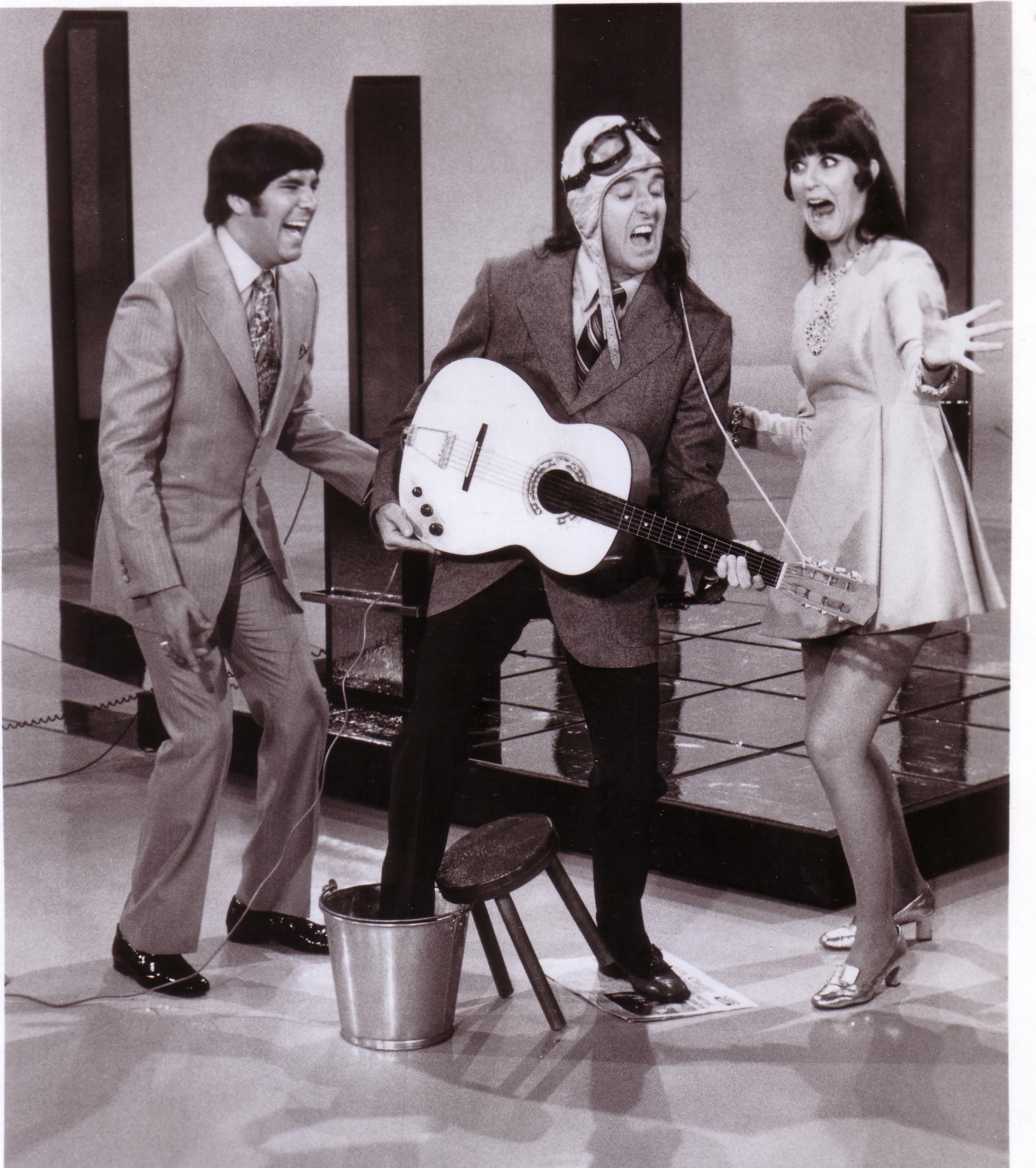 Beverlee & Sidro; Jim Nabors show