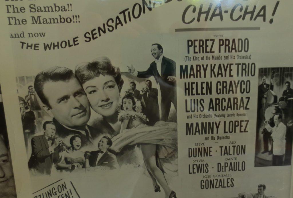 Mary Kaye Trio stars in movie Cha-Cha Boom.