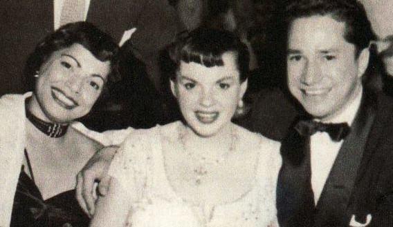 Mary, Judy Garland & Norman