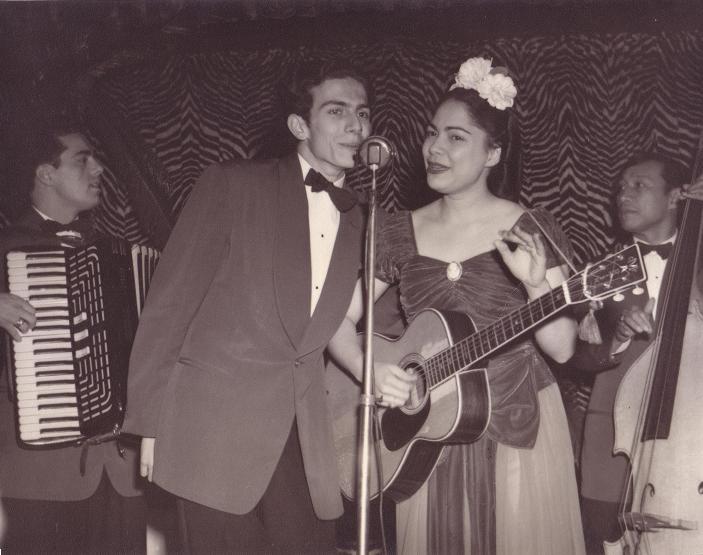 Frank & Mary 1943