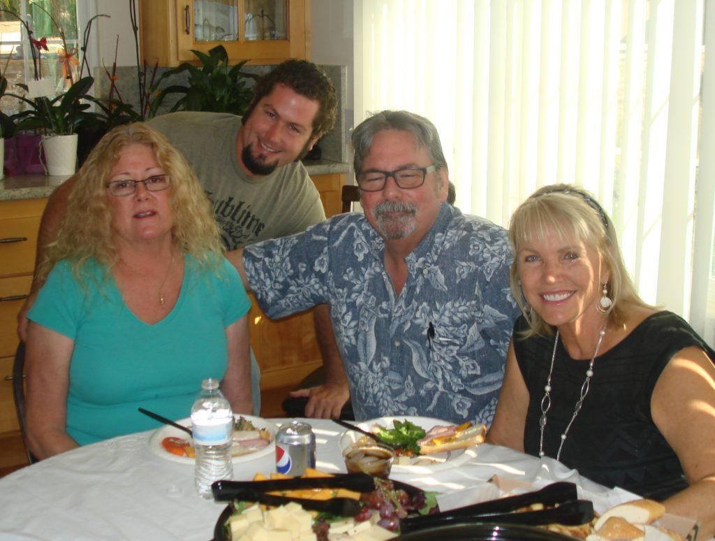 Shallan Kenny, Steve, Sheri