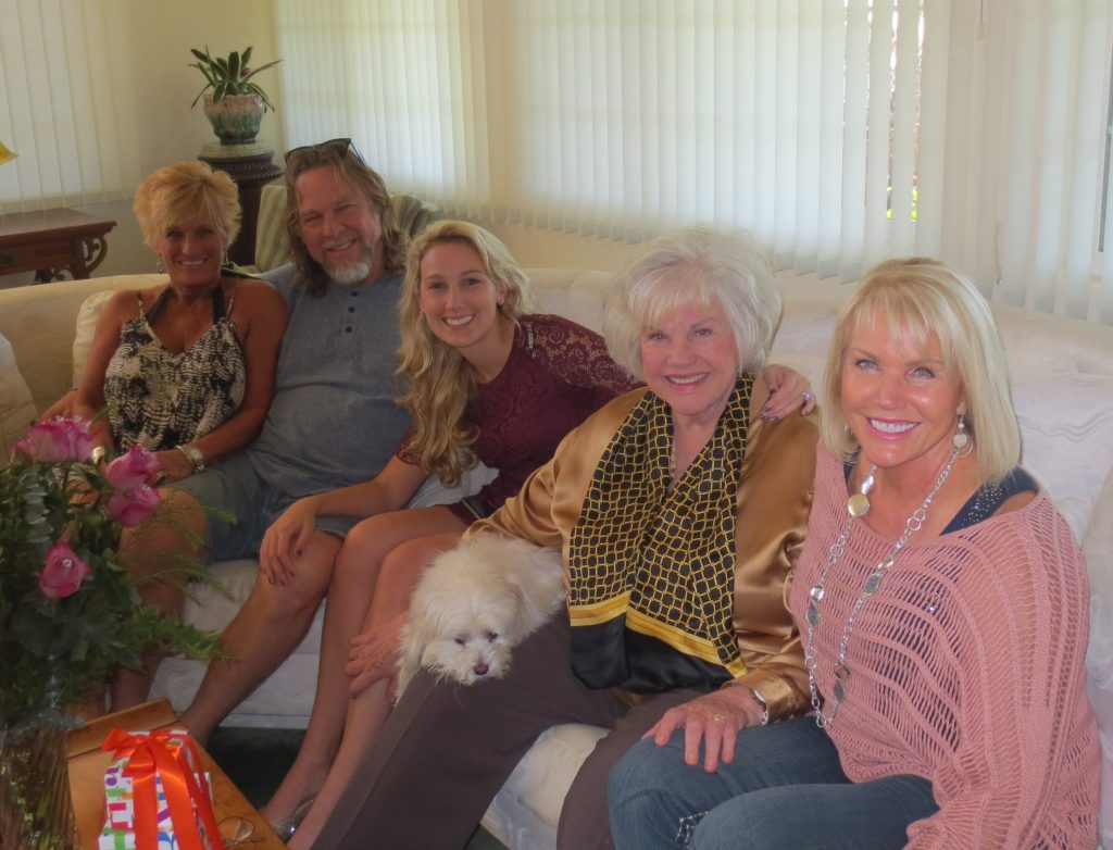 Robin, Rusty, Cassie, Imo, Sheri