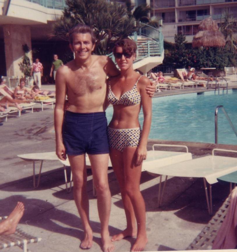 Betty & Frank..Hawaii