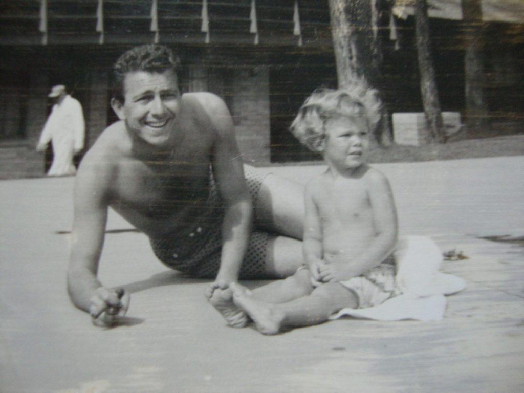 Frank & Shallan..Palm Beach 1958
